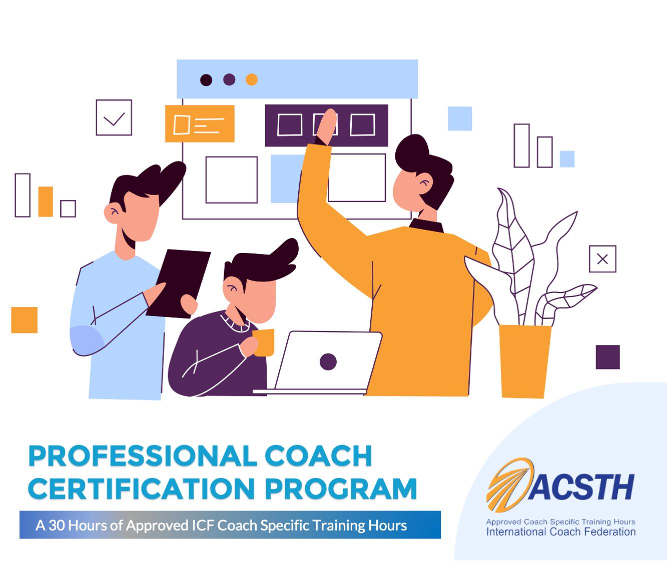 Professional Coach Certification Program - Batch 100