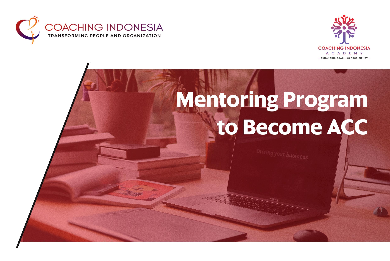 Mentoring Program to Become ACC - Juli