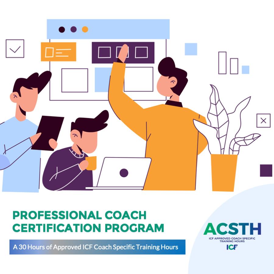 Professional Coach Certification Program - Batch 98