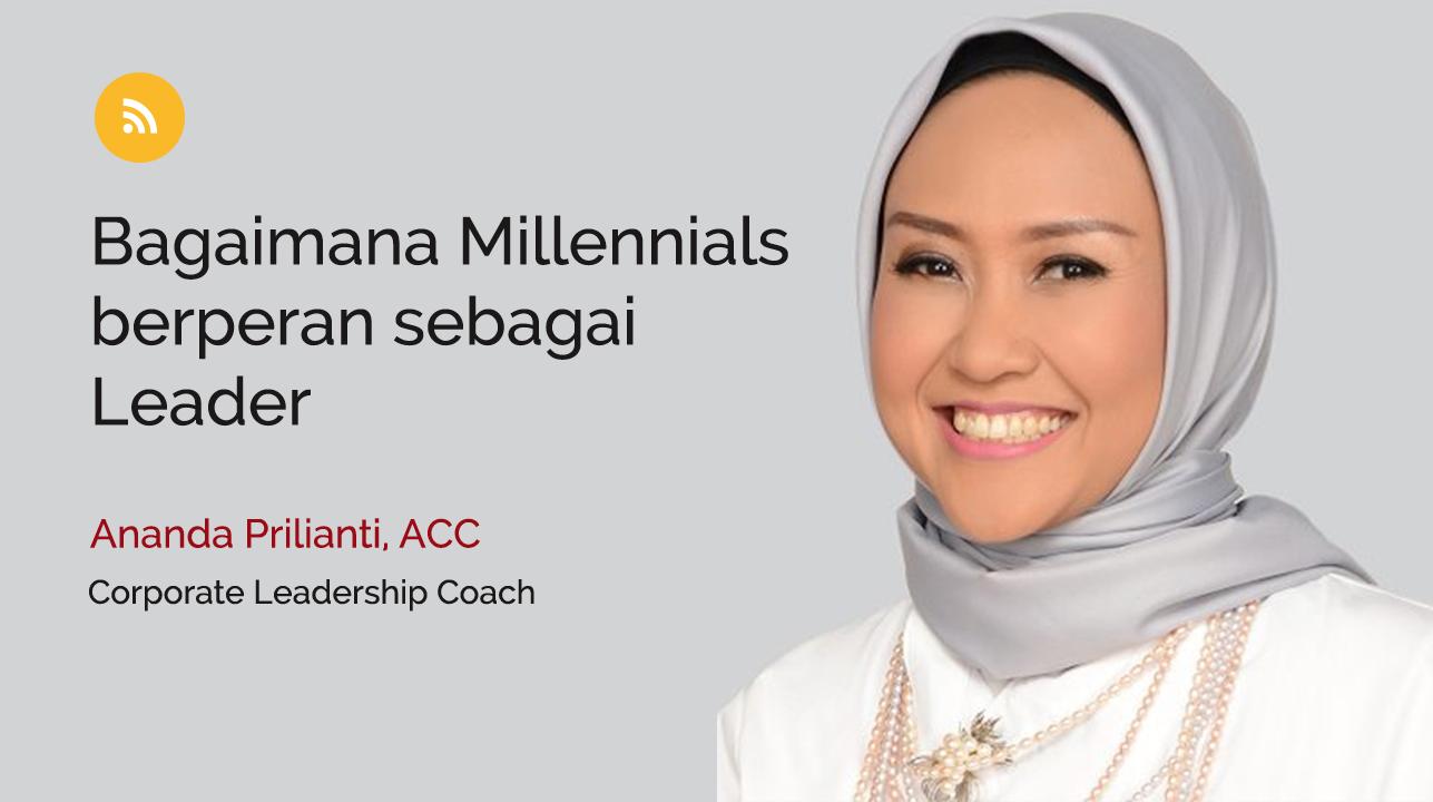 Peran Millennials sebagai Leader